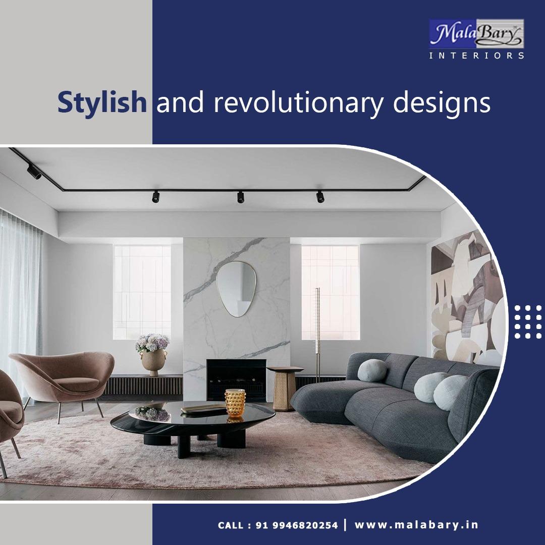 Stylish and revolutionary designs